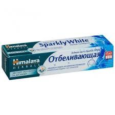 <b>Зубная паста</b> Himalaya <b>Sparkly</b> White Toothpaste: отзывы ...