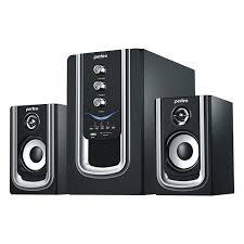 <b>Компьютерная акустика Perfeo</b> RIVIERA, черный — купить в ...