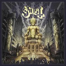 <b>Ghost</b> - '<b>Ceremony and</b> Devotion'