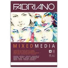 """Альбом для <b>рисования</b> А4 (210х297 мм) <b>FABRIANO</b> """"Mixed Media ..."""