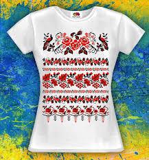 Женская <b>футболка</b> в украинском стиле. Размеры: S, L ,M, L, XL ...
