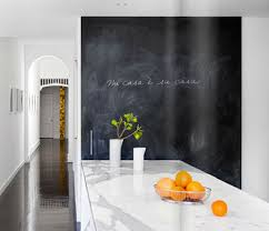 est magazine chalkboard paint office