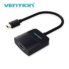 Buy <b>VEnTIOn Mini Display Port</b> To HDMI Adapter for Apple iMac ...