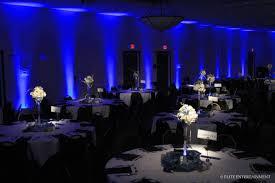 learn more at pappagallotypepadcom blue wedding uplighting