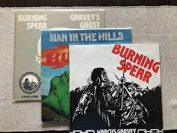 <b>Burning Spear</b> - <b>Man</b> In The Hills, Marcus Garvey, Garvey's - Catawiki
