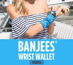 Banjees <b>Wrist Wallets</b> – Sprigs