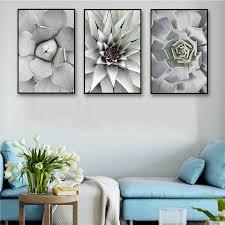 Botanical Photography Succulent <b>Wall Art</b> Canvas Prints , <b>Cactus</b> ...