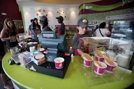 self serve frozen yogurt trend hits northeast ohio local stores view full sizegus