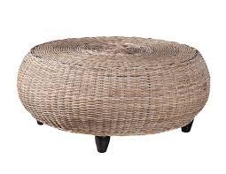 Woven <b>Kubu</b> Mandalay Ottoman - 200315988   Turner's Fine <b>Furniture</b>