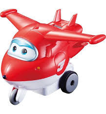 <b>Инерционный самолет Super Wings</b> Джетт, артикул: YW710110 ...