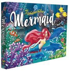 <b>Настольная игра STRATEG</b> Путешествие Mermaid — купить по ...