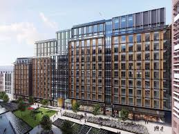 googles new 11 storey office in londons kings cross business insider belgrave house google london office