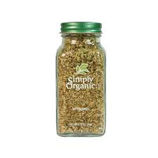 Simply Organic Oregano Leaf <b>Cut</b> & Sifted <b>Certified Organic</b> - myshop