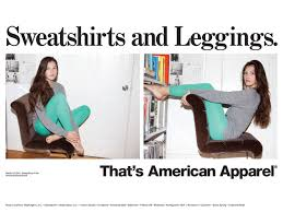 the fashion string american apparel advertising flux magazine the fashion string american apparel advertising