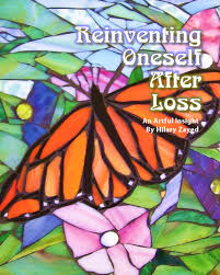 a book by hilary zayed on loss and reinvention of oneself after reinventing oneself after loss