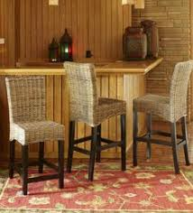 create your own cozy cabana with pier 1 kubu barstools bar stools counter pier 1