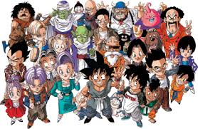 List of Dragon Ball characters - Wikipedia