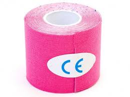 <b>Кинезио лента Bradex Physio</b> Tape 5cm x 5m Pink SF 0189 ...