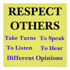 Respect   Respecting Others   Lesson Plans   Character  middot  Essay     CBA PL
