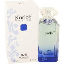 <b>Korloff Paris</b> Blue Perfume by Korloff | FragranceX.com