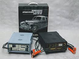 Зарядно-пусковое <b>устройство</b> 12В <b>СОНАР УЗП 209</b> от компании ...