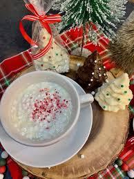 Melting <b>Christmas Tree Hot</b> Cocoa — Orson Gygi Blog