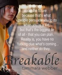 Tammara Webber: BREAKABLE Blog Tour - Part II | Easy by Tammara ... via Relatably.com