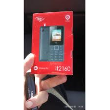 Отзывы о Мобильный <b>телефон Itel it2160</b>
