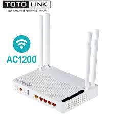 <b>Беспроводной маршрутизатор TOTOLINK</b> A3002RU AC1200 ...