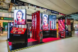 <b>Givenchy</b> and King Power make a bold beauty statement at Bangkok ...