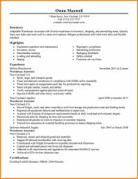 sample resumes for warehouse workers juiceletter in 8 sample resumes for warehouse workers juiceletter in resume summary for warehouse worker