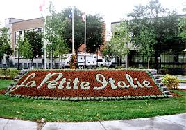 Image result for little italy in montreal