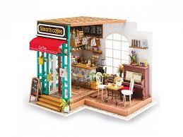 Интерьерный <b>конструктор DIY House</b> Simons Caffee (Кафе), 203 ...