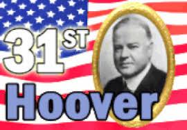 「president hoover」の画像検索結果