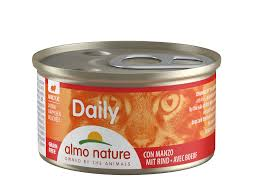 <b>Консервы</b> Для взрослых кошек <b>Almo Nature Daily</b> Menu Cat ...