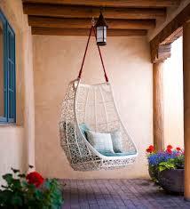 camino santander santa fe residence southwestern patio idea with a roof extension arne jacobsen style alpha shell egg