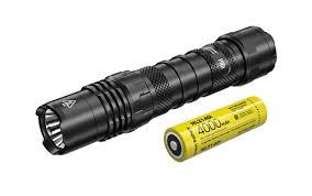 <b>NITECORE</b> P10i <b>1800 Lm</b> USB-C Rechargeable Tactical Flashlight