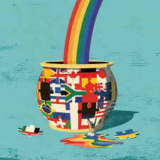 the year of changing our minds the leading global thinkers of became the first country to legalize same sex marriage through a popular vote this concluding a campaign that legislator and 2015 global