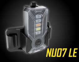 <b>Nitecore NU07 LE</b> - Expert Fighting Tips