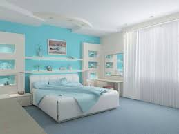 Light Blue Paint Colors Bedroom Pretty Blue Rooms