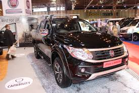fiat fullback pickup at the cv show commercial vehicle dealer fiat fullback pickup at the cv show 2016
