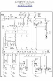 2000 blazer wiring harness 2000 wiring diagrams