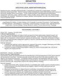 paralegal resume example   download sample resumeprofessionally written paralegal resume example  pdf