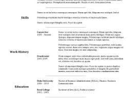 isabellelancrayus personable chronological resume sample isabellelancrayus heavenly resume templates best examples for comely goldfish bowl and wonderful summary of isabellelancrayus