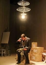 <b>Дядя Ваня</b> | спектакль СПб Балтийский дом 2020 купить билет