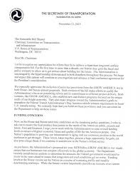 patriotexpressus terrific letter from transportation secretary patriotexpressus terrific letter from transportation secretary foxx to house senate gorgeous media contact appealing paper wall letters also