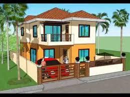 Simple House Plan Design   Storey House   YouTubeSimple House Plan Design   Storey House