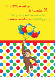 curious george birthday invitations com curious george birthday invitations card invitation ideas card