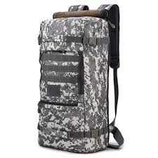 <b>50l</b> multi-functional waterproof travel <b>climbing</b> backpack at Banggood