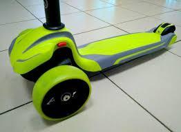 Модный <b>самокат Tech Team Surf</b> Boy